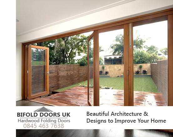 Bi Fold Doors Hardwood Aluminium Concertina Doors